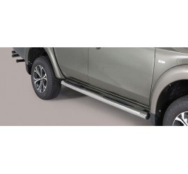 Side Step Fiat Fullback D.C./Extended cab SX