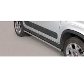 Side Protection Fiat Panda / Panda 4x4
