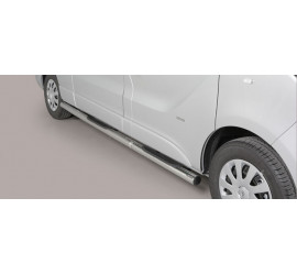 Side Step Fiat Talento LWB GP/412/LWB
