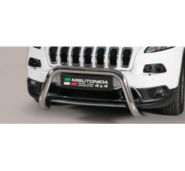Bull Bar Jeep New Cherokee Misutonida