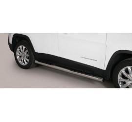 Trittbretter Jeep New Cherokee