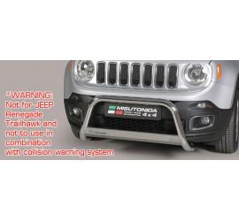 Frontschutzbügel Jeep Renegade