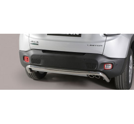 Rear Protection Jeep Renegade Trailhawk
