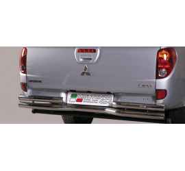 Protection Arrière Mitsubishi L200 Double Cab