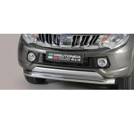 Front Protection Mitsubishi L200 Club Cab