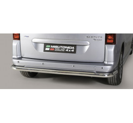 Rear Protection Peugeot Partner