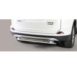 Rear Protection Toyota Rav 4 Hybrid