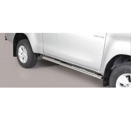 Marche Pieds Toyota Hi Lux Extra Cab