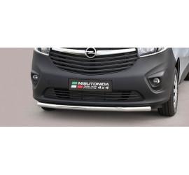 Front Protection Opel Vivaro LWB