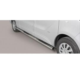 Trittbretter Opel Vivaro LWB