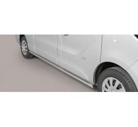 Protection Latérale Opel Vivaro LWB