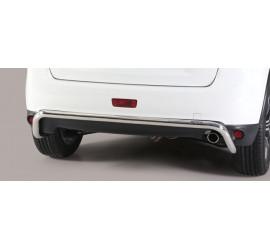 Protection Arrière Mitsubishi ASX