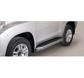 Protection Latérale Toyota Land Cruiser 3 Porte