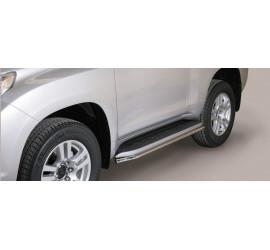 Side Protection Toyota Land Cruiser 3 Porte