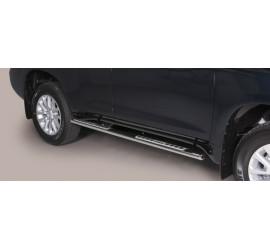 Trittbretter Toyota Land Cruiser 5 Porte