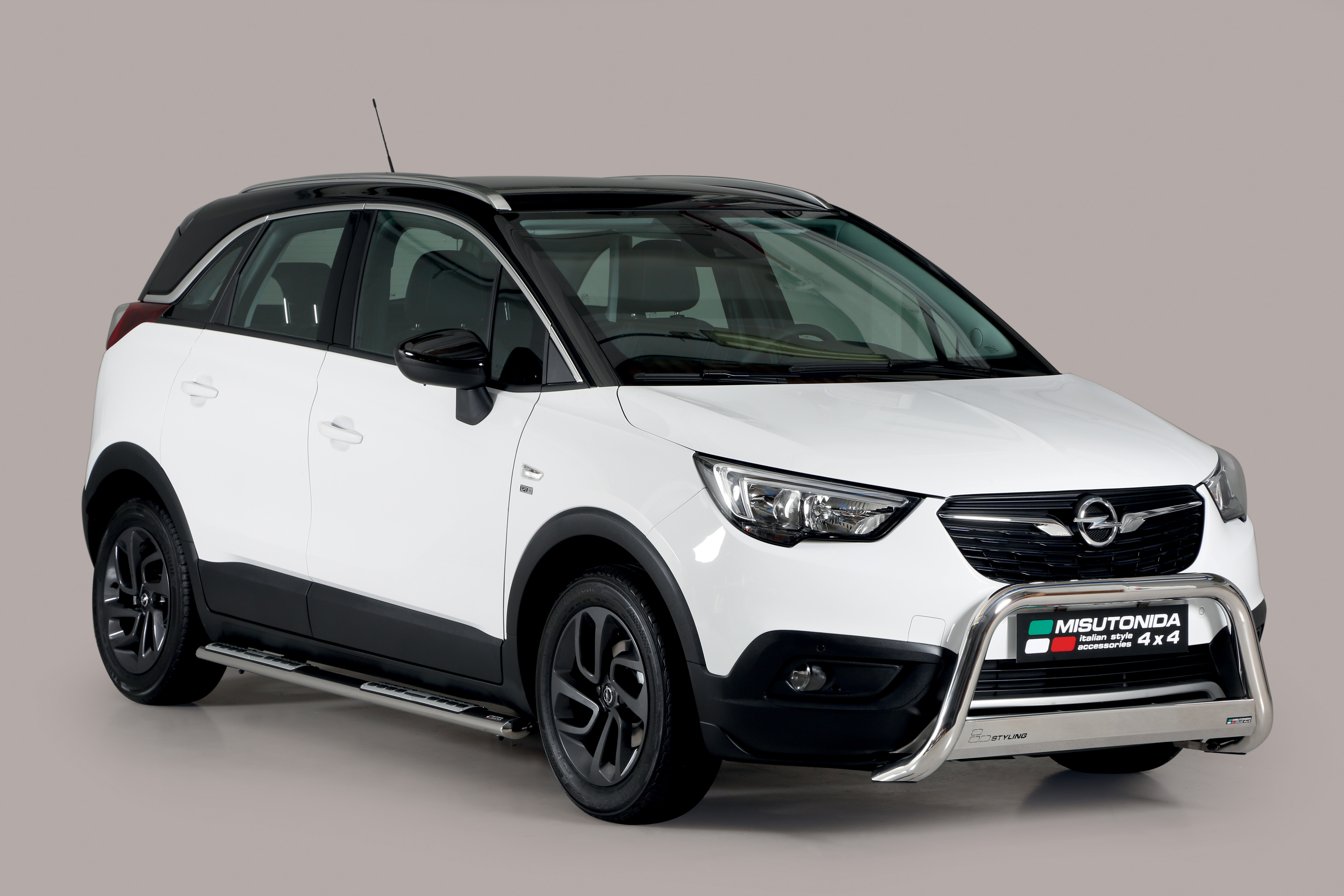 Coprisedili personalizzati per Opel Crossland X 2017 P1