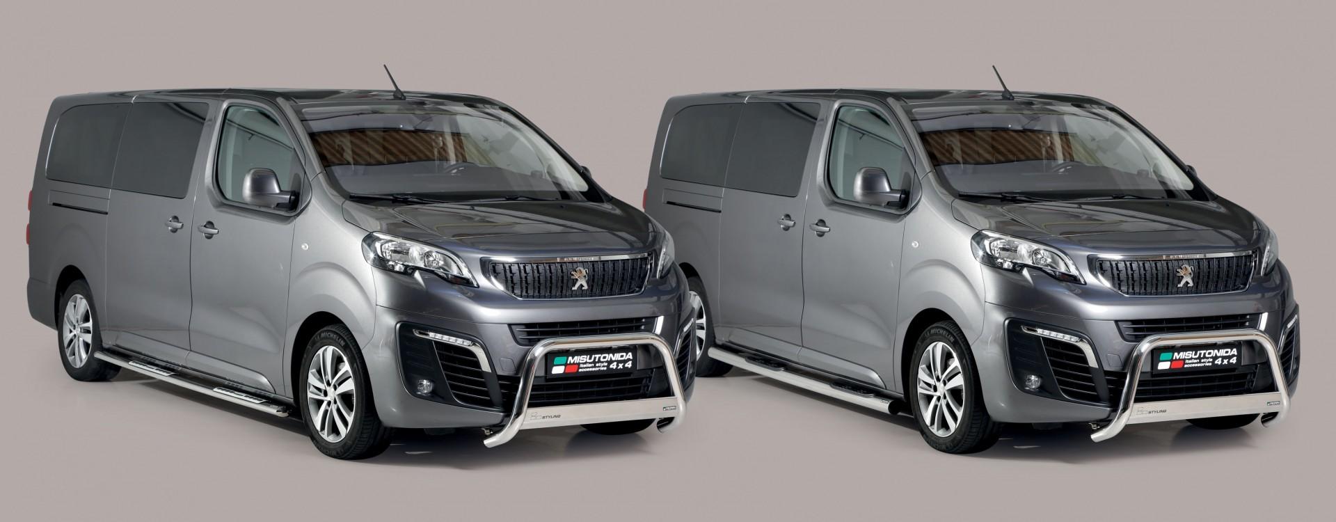 Peugeot Expert/Expert Traveller 2016>