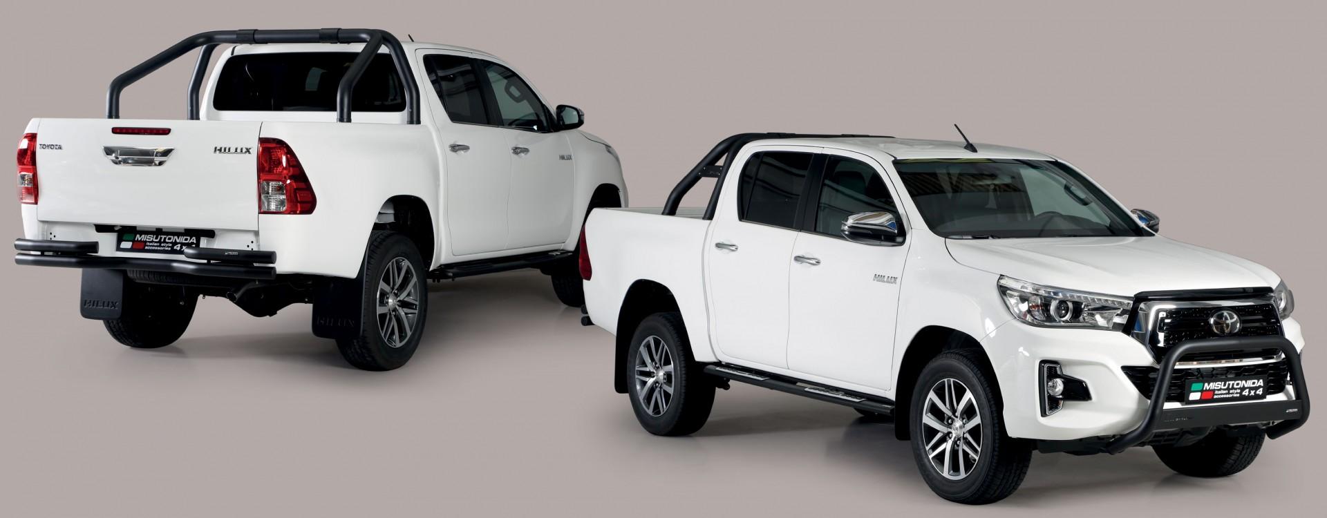 Toyota Hi Lux D.C. 2019>