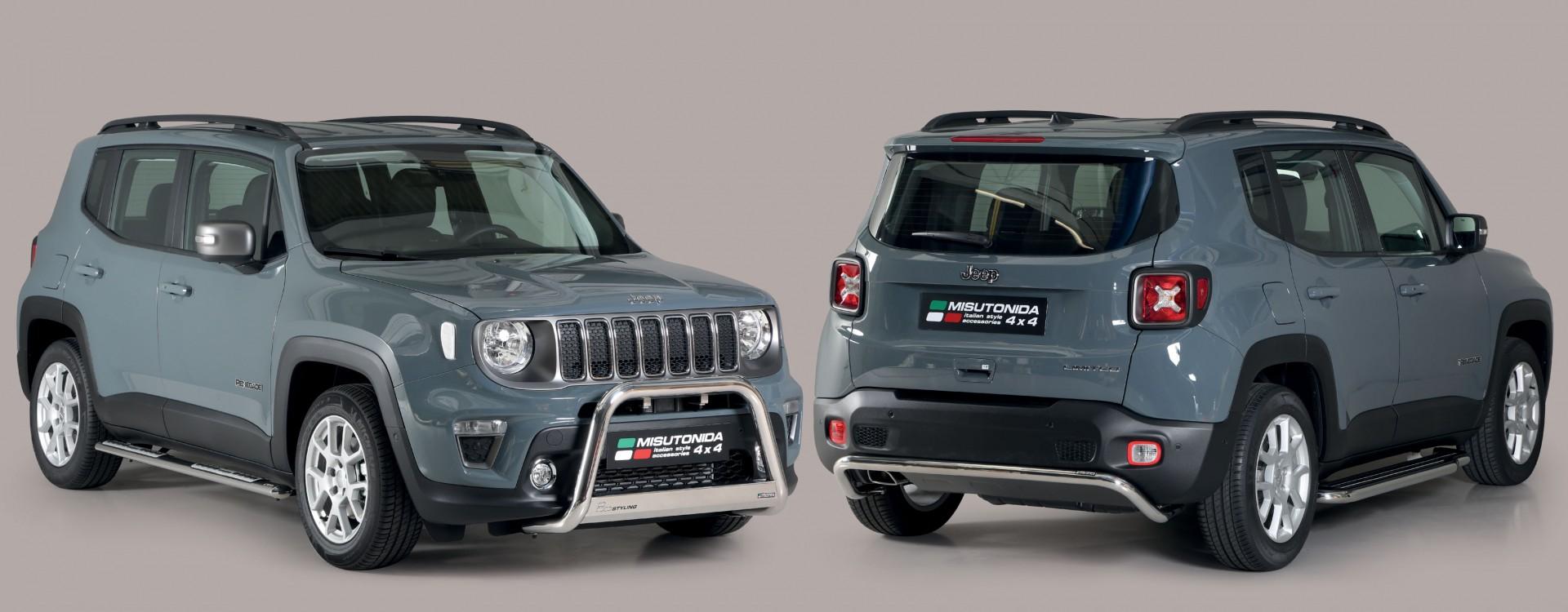 Jeep Renegade 2018 >